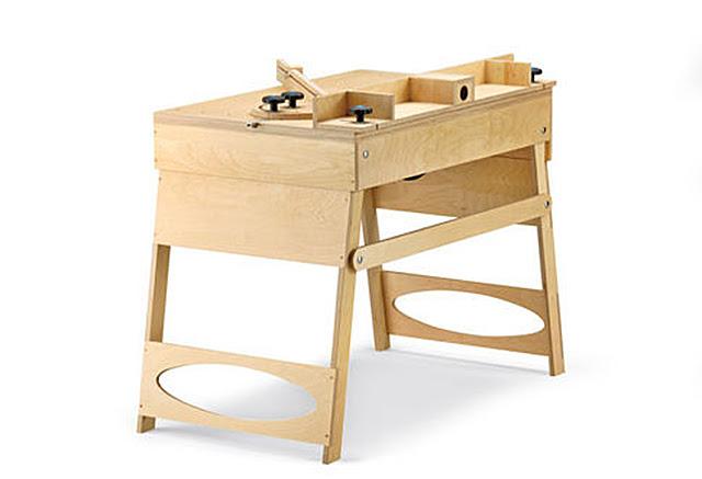 Werktisch   selbst.de
