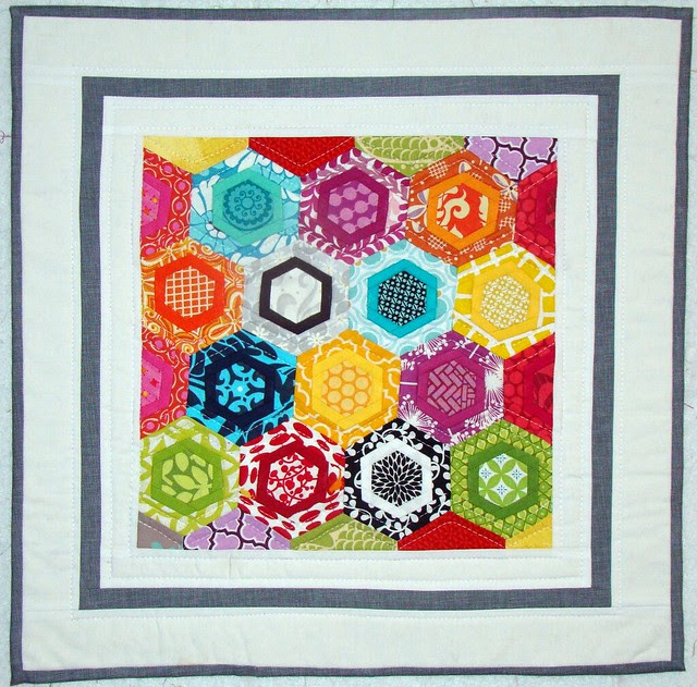 completed DQS 11 quilt