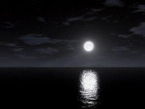 full moon 300x225 Coincidencia poco usual…