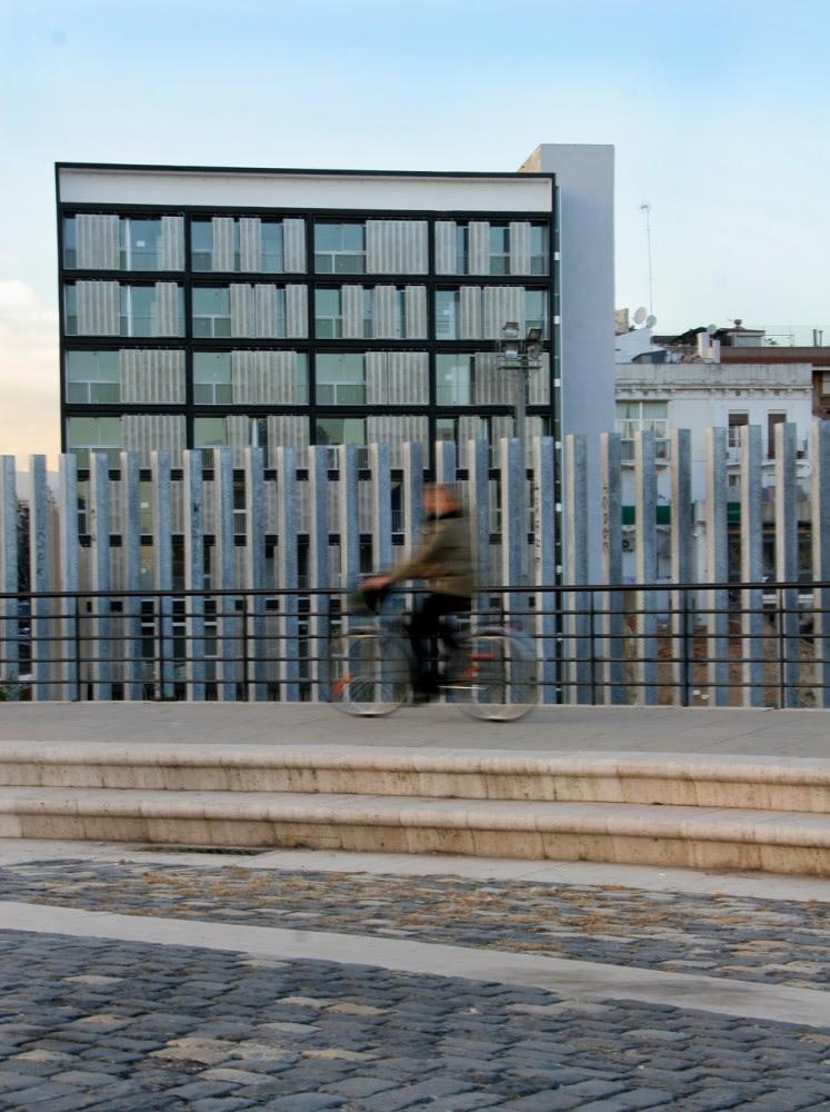 Viviendas Sociales en Barcelona - Conxita Balcells Blesa