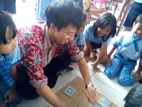 Bermain Sogi (Catur Jepang) ~ Pembelajaran Menyenangkan Bersama Mister Takao Fujita