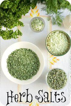 Dry rubs, herbs, spi