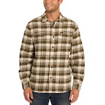 Orvis Men's Big Bear Heavy Weight Flannel, Green, X-Large