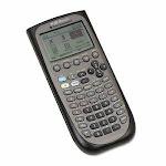 Texas Instruments TI-89 Graphing Calculator, LCD Display, Each (TEXTI89TITANIUM)