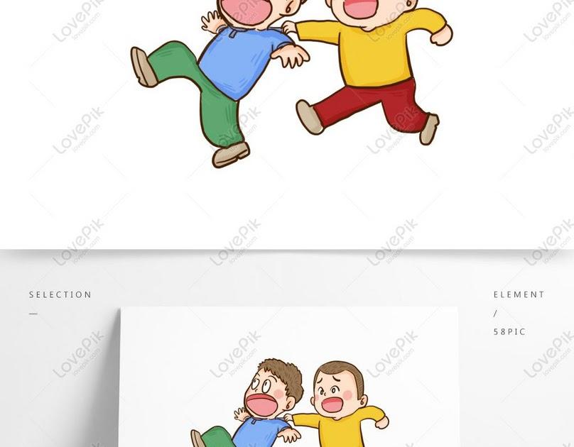 Gambar Kartun Anak Kecil Laki Laki - Tempat Berbagi Gambar