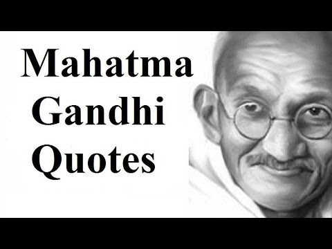 Quotes About Change Mahatma Gandhi 54 Quotes