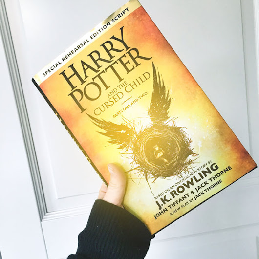 Harry Potter and the Cursed Child |
