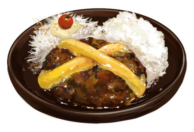 うずしの日課 イラスト食べ物