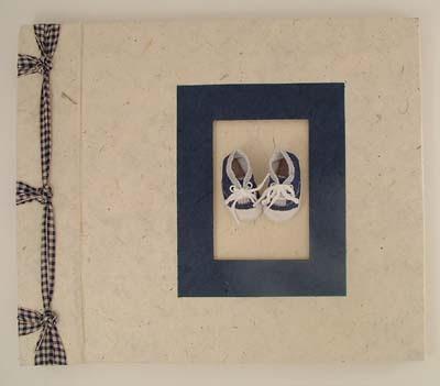 Wedding Books Scrapbooks Invitations Handmade Papers Ribbons Design