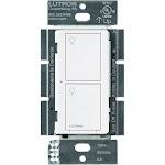 Lutron Caséta Wireless Neutral Switch - 120V - Wireless - White