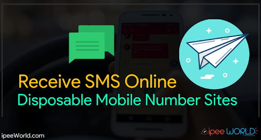 10 Best Free Sites to Receive SMS Online Without your Real Phone Number