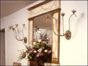 italian chandelier –