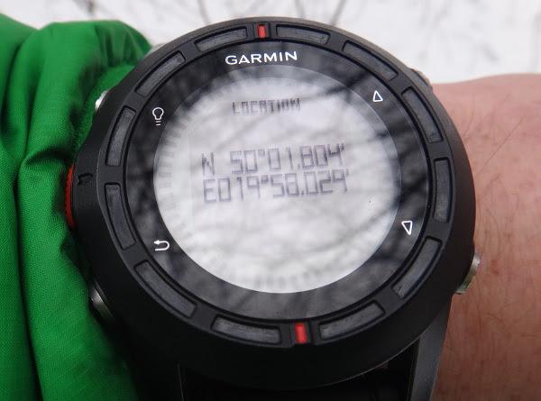 Test Zegarka Garmin Fēnix Drytoolingcompl