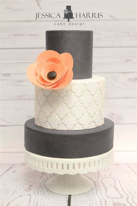 NEW Cake Design Templates by Jessica Harris on Craftsy!