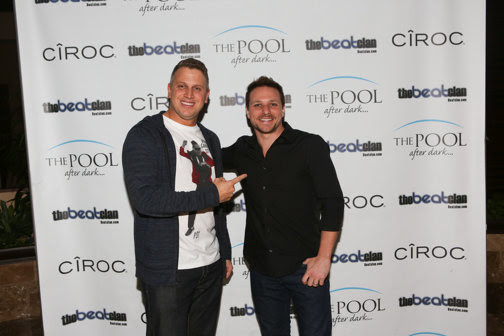 Drew Lachey at The Pool After Dark - March 2, 2013