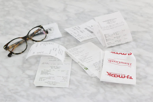 6 Simple Ways to Finally Get your Receipts Organized