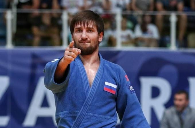 Ингушский дзюдоист Муса Могушков вступит вборьбу заолимпийские награды 26июля