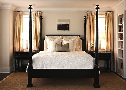 Pinklet and c a dramatic bed for Dramatic beds