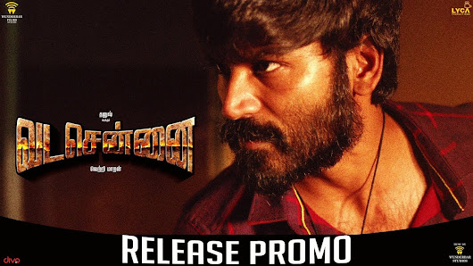 VadaChennai promo video 'Anbu is the Anchor'