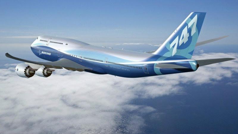 3. Boeing 747 (Joseph Lau) - $ 153 million. Businessmen billionaires, aircraft, private planes