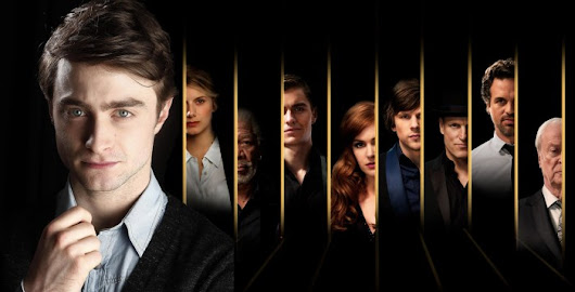Scoop: Michael Caine confirms Daniel Radcliffe to play his son in Now You See Me Sequel