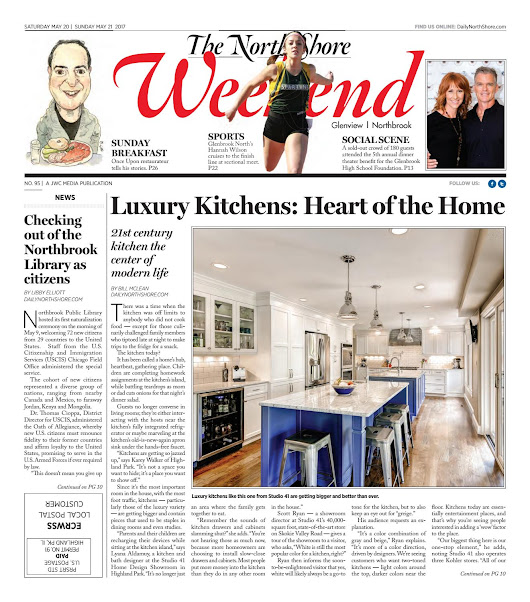 The North Shore Weekend West, Issue 95