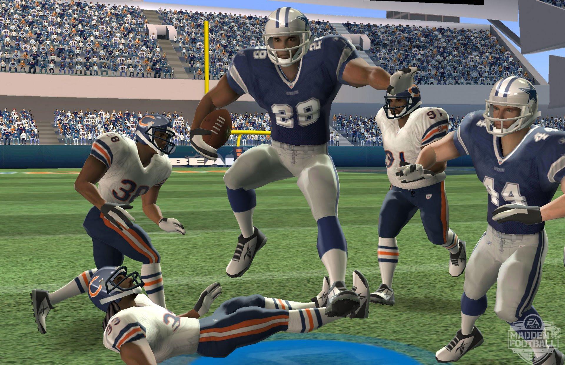 Madden NFL Football 3DS News, Reviews, Trailer  Screenshots