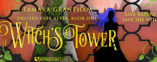 Cover Reveal: The Witch's Tower @TamaraGrantham