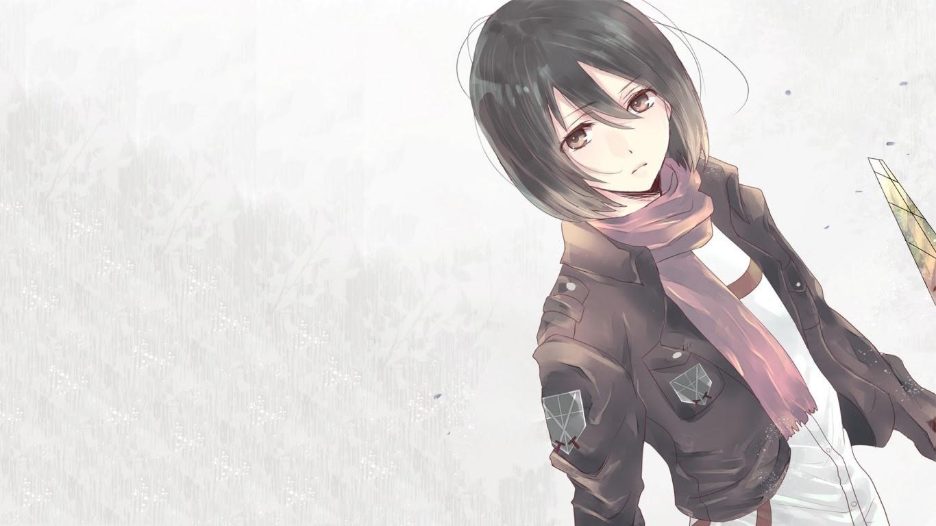 Mikasa Ackerman Wallpaper Shingeki No Kyojin Attack On Titan Foto 39093256 Fanpop