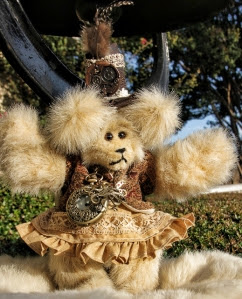 Steampunk Bear