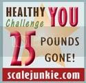 Scale Junkie, Healthy You Challenge