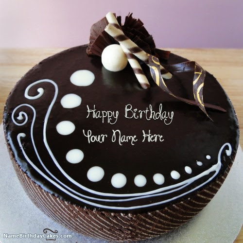 Cakes With Name Moreover Birthday Wishes Cake Editing Online