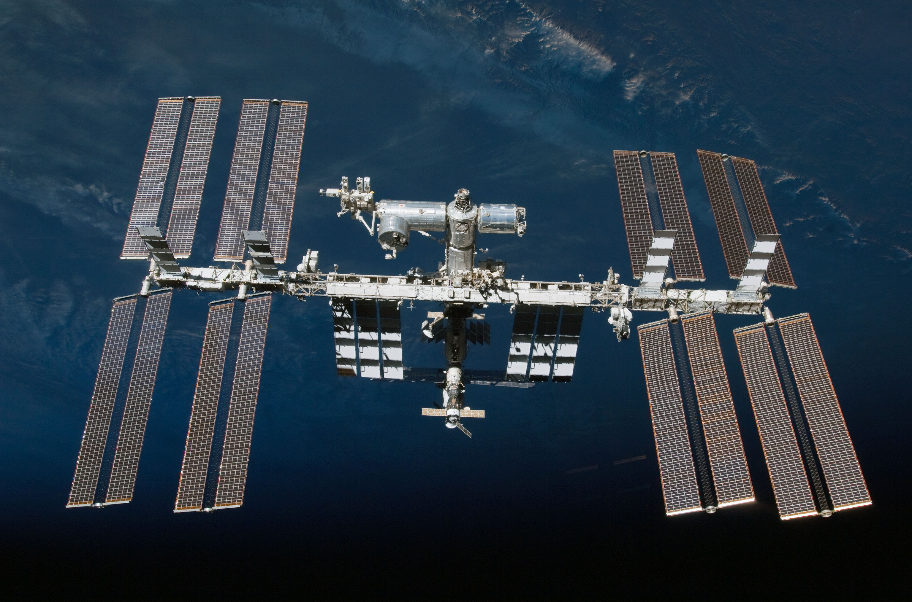 Iss photos and wallpapers earth blog - Wallpaper iss ...