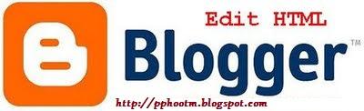 Tips-trik edit template Blogger
