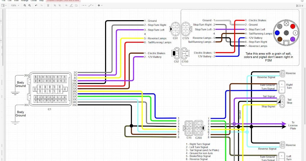 2016 Nissan Frontier Wiring Diagram