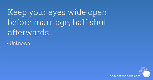 Quotes About Eyes Wide Open 98 Quotes