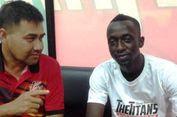 Makan Konate Akan Percepat Kedatangan ke Sriwijaya FC