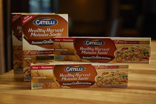 Catelli Healthy Harvest Ancient Grains Giveaway
