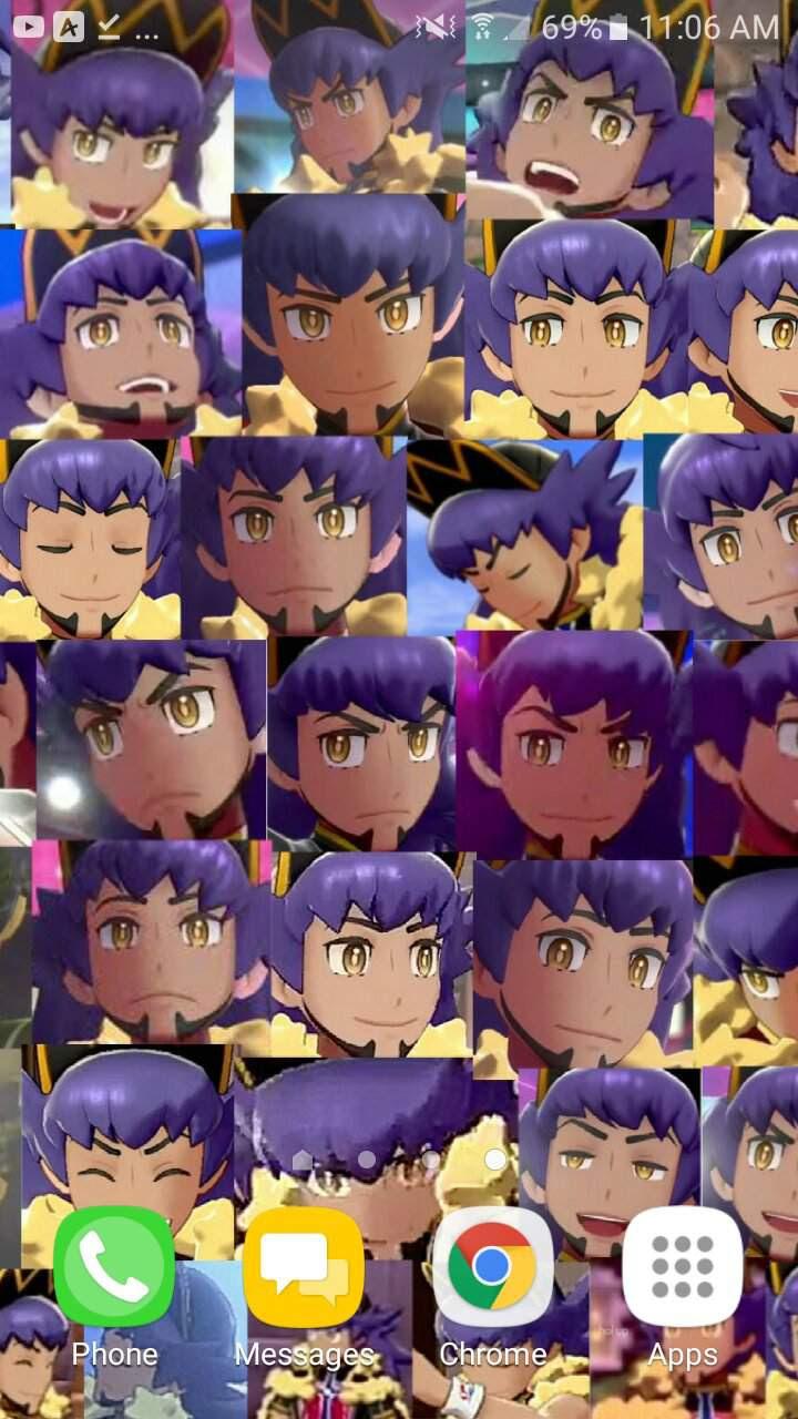 My Phone Wallpaper Pokemon Sword And Shield Amino