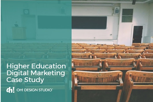 SEO Case Study: Increase student enrollment for new courses | Higher Education Marketing