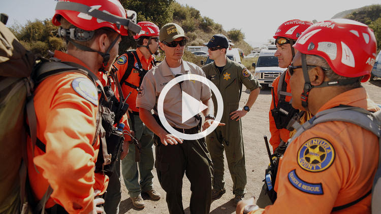 Rescuers get federal help in search for missing Arcadia firefighter