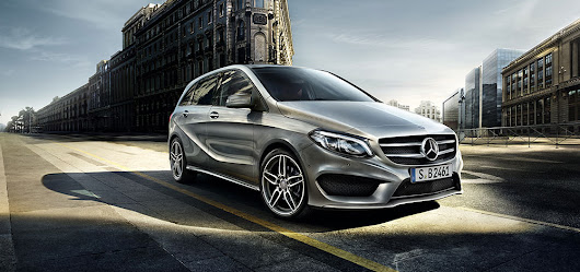 Mercedes B Class Rental with Luxury Sport Car Hire