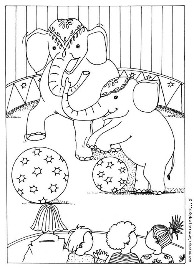 Circo Para Colorear Dibujos Para Colorear Imprime Dibujos Para