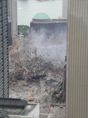Ground Zero, September 27, 2001