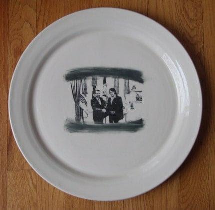 YOUR PHOTOS Personalized Porcelain Platter
