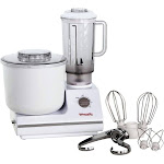 Wondermill Electric Stand Mixer with Bonus Heavy Duty Blender and Attachments