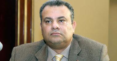 الدكتور القس أندريه زكى مدير عام الهيئة القبطية الإنجيلية