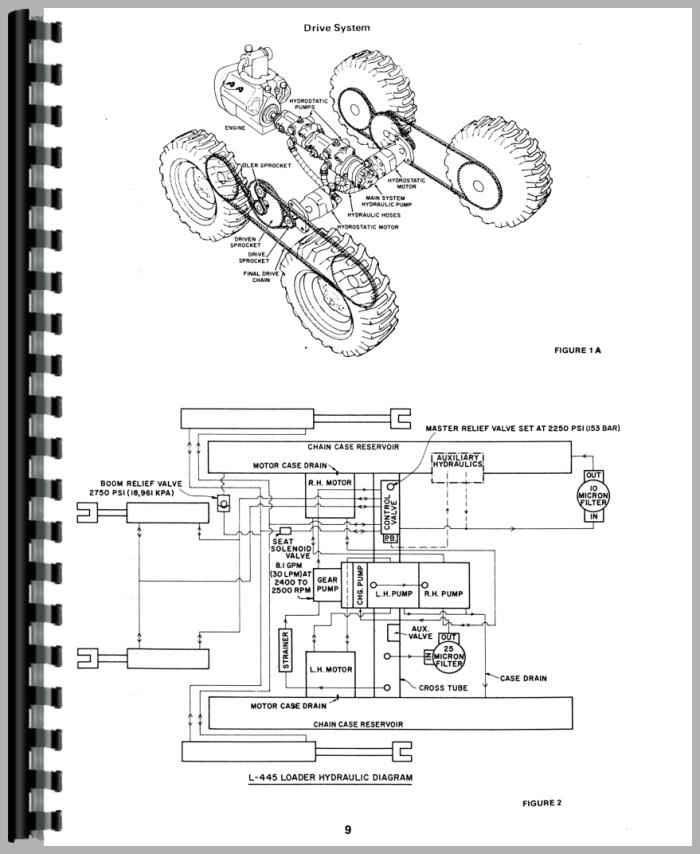 Wiring Diagram  29 Case Skid Steer Parts Diagram