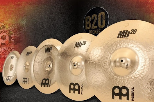 inl MB20 Cymbals - Every Metal Drummer's Wet Dream - Music Skanner