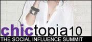 chictopia 10 chosen blogger . . .
